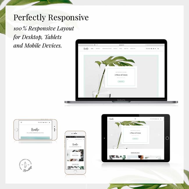 Bklyn - WordPress Blog Theme - 7