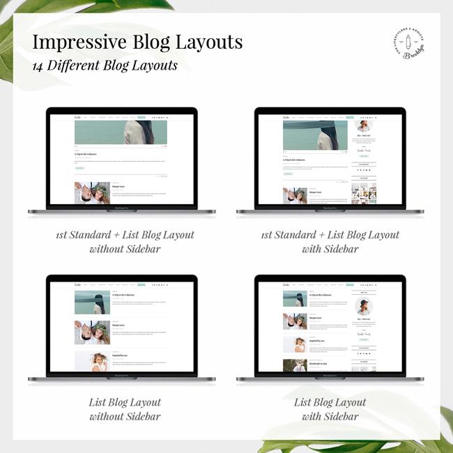 Bklyn - WordPress Blog Theme - 11